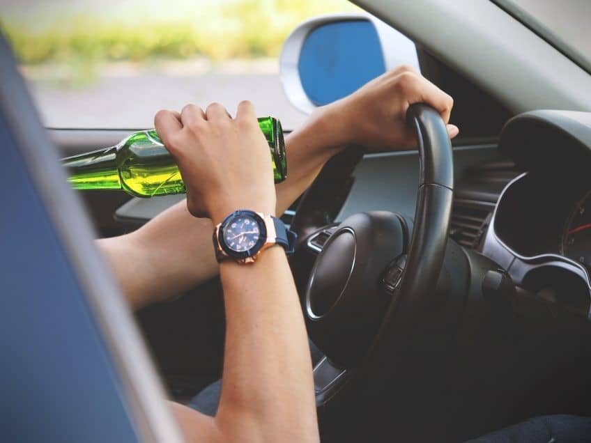 DUI Drunk Driving Accidents