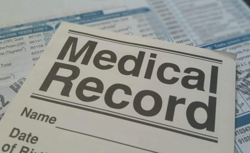 Defendant's Medical Records Generally Not Discoverable