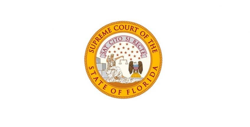 Florida Supreme Court Disagrees With Using Daubert Standard