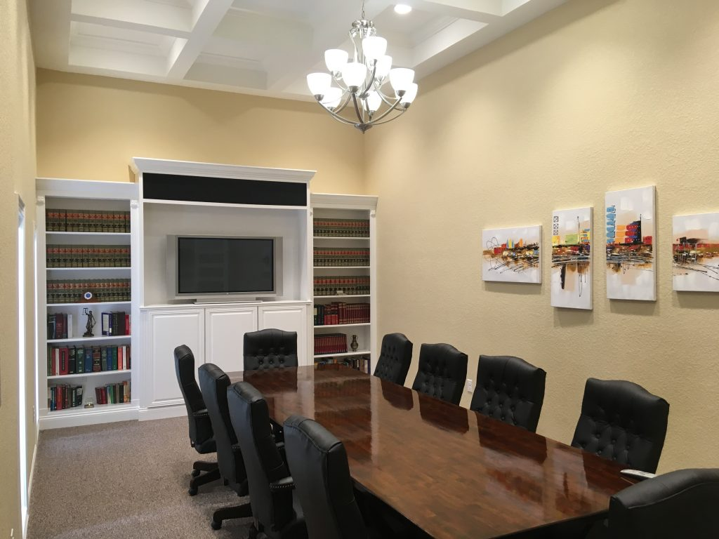 Russo Law Conference Room