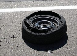 Tire Blowout Car Accident Lawyer Lakeland FL