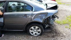 Rear End Car Accident Lakeland FL